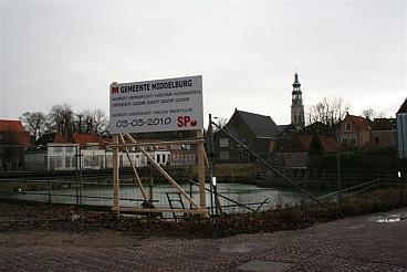 nu affaire slikken in Middelburg